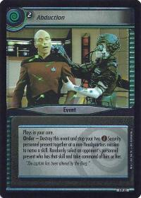 star trek 2e rare promo cards