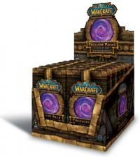 warcraft tcg dungeon deck treasure