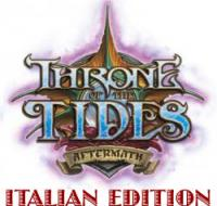 warcraft tcg throne of the tides italian