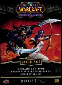 wow minis core action cards