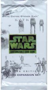 star wars ccg hoth revised