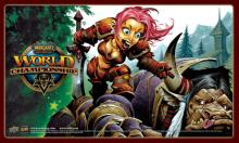 warcraft tcg playmats