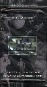 star wars ccg premiere limited