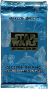 star wars ccg special edition