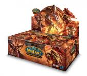 warcraft tcg reign of fire