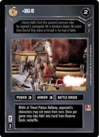 star wars ccg theed palace 3b3 10