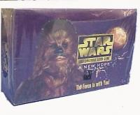 star wars ccg star wars sealed product a new hope limited booster box