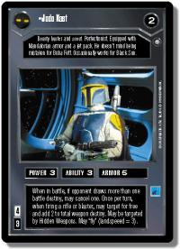 star wars ccg enhanced jodo kast