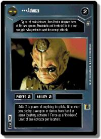 star wars ccg a new hope limited advosze