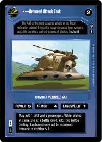 star wars ccg theed palace armored attack tank