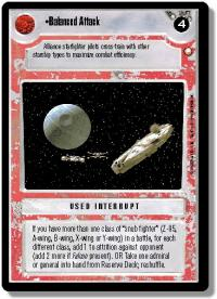 star wars ccg special edition balanced attack