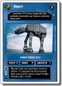 star wars ccg hoth revised blizzard 1 wb