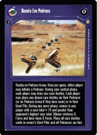 star wars ccg tatooine boonta eve podrace dark