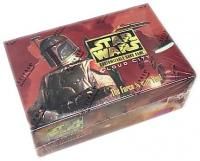 star wars ccg star wars sealed product cloud city booster box
