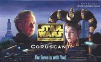 star wars ccg star wars sealed product coruscant booster box