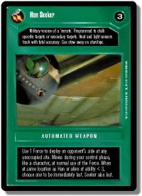 star wars ccg premiere limited han seeker