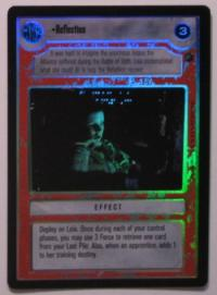 star wars ccg reflections i reflection foil