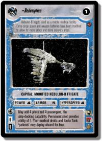 star wars ccg cloud city redemption