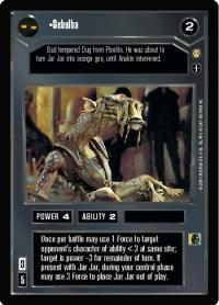 star wars ccg tatooine sebulba