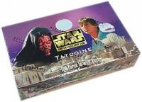 star wars ccg star wars sealed product tatooine booster box