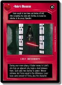 star wars ccg anthologies sealed deck premium vader s obsession