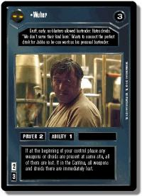 star wars ccg premiere limited wuher