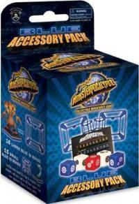 monsterpocalypse monsterpocalypse sealed blue accessory pack