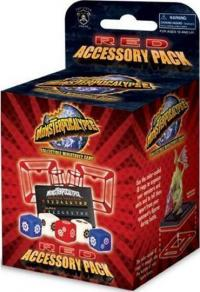 monsterpocalypse monsterpocalypse sealed red accessory pack