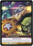 warcraft tcg extended art avenger s shield ea