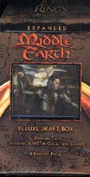 lotr tcg lotr sealed product elrohir pack