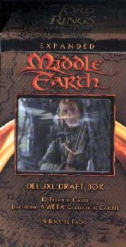 lotr tcg expanded middle earth halbarad pack