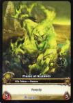 warcraft tcg tokens flame of azzinoth ferocity