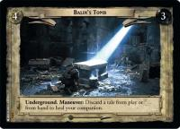 lotr tcg lotr promotional balin s tomb p