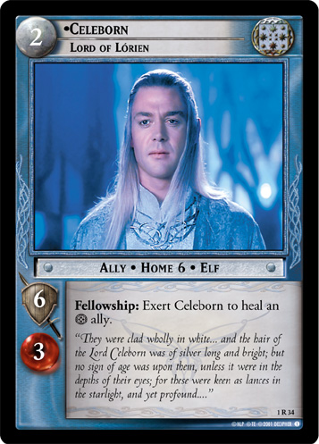 Celeborn, Lord of Lorien