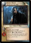 lotr tcg fellowship of the ring albert dreary entertainer from bree