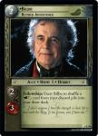 lotr tcg fellowship of the ring bilbo baggins retired adventurer