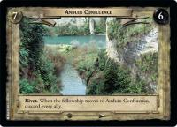 lotr tcg fellowship of the ring foils anduin confluence foil