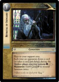 lotr tcg realms of the elf lords betrayal of isengard