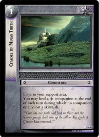 lotr tcg realms of the elf lords citadel of minas tirith