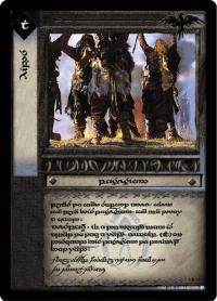 lotr tcg the two towers anthology hides t