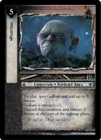 lotr tcg return of the king plotting