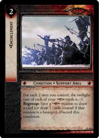 lotr tcg return of the king encirclement