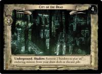 lotr tcg siege of gondor foils city of the dead foil