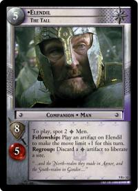 lotr tcg reflections elendil the tall