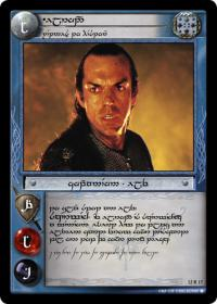 lotr tcg war of the ring anthology elrond witness to history