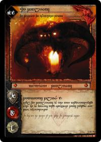 lotr tcg war of the ring anthology the balrog the terror of kazad dum