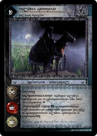 lotr tcg war of the ring anthology ulaire cantea black assassin