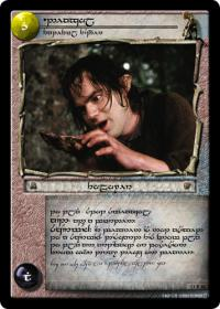 lotr tcg war of the ring anthology deagol fateful finder