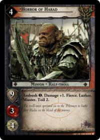 lotr tcg expanded middle earth horror of harad
