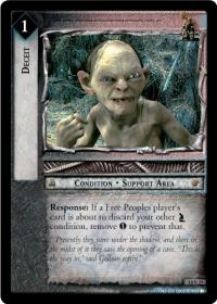lotr tcg treachery and deceit deceit